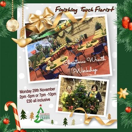 Christmas Wreath Workshop 1