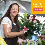 Mothers Day Florist Choice Hand-tied